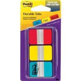 Post-it Durable Index Tab - Office Supplies