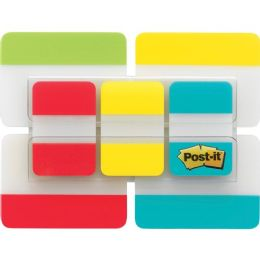 Post-it Durable Index Tabs - Office Supplies