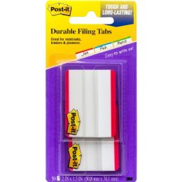 Post-it Extra Thick Durable Tab - Office Supplies