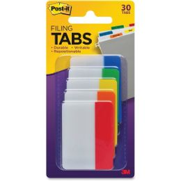 PosT-It PosT-It Filing Tabs - Office Supplies