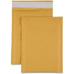 Sparco Size 1 Bubble Cushioned Mailers - Cushioned mailer