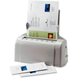Sparco Tabletop Folding Machine - Office Supplies