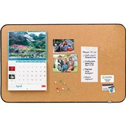 14 Units of PosT-It Sticky Cork Board - Office Supplies