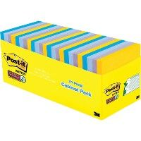 PosT-It® New York Collection PosT-It Super Sticky Notes - Office Supplies