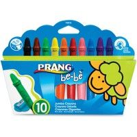 60 Units of Prang be-be Jumbo Crayons - Crayon