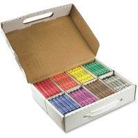 Prang Crayons Master Pack - Crayon