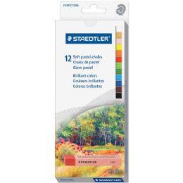 Staedtler Karat 2430 Soft Pastel Chalk - School and Office Supply Gear