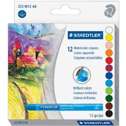 Staedtler WaterColor Crayons - Crayon