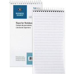 Business Source Coat Pocket-size Reporter Notebook - Notebooks