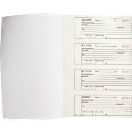 Business Source Duplicate Receipt Book - Receipt book