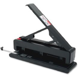 Business Source Effortless 2-3 Hole Punch - Hole Punchers