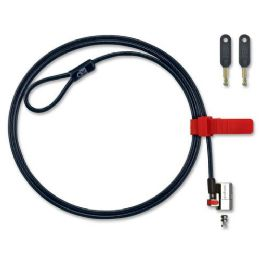 4 Units of Kensington ClickSafe Cable Lock - Cable wire
