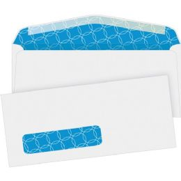 5 Units of Quality Park Window Business Security Envelopes - Envelopes
