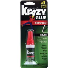 384 Units of Krazy Glue Color Change Formula Instant - Glue