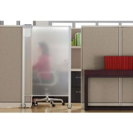 Quartet Workstation Privacy Screen - Office Supplies