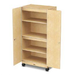JontI-Craft Storage Cabinet - Mobile - Teachers