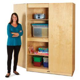 JontI-Craft Wide Storage Cabinet - Teachers