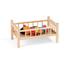 JontI-Craft Traditional Doll Bed - Dramatic Play