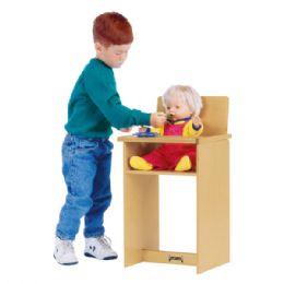 JontI-Craft Doll High Chair - Dramatic Play