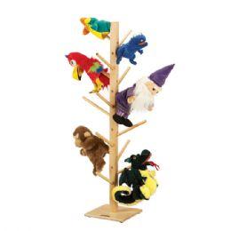 JontI-Craft Puppet Tree - 16 - Dramatic Play