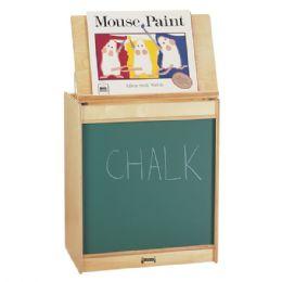 JontI-Craft Big Book Easel - Chalkboard - Thriftykydz - Literacy