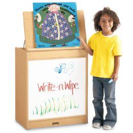 Maplewave Big Book Easel - WritE-N-Wipe - Literacy