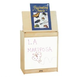 Jonti-Craft Big Book Easel - Write-n-Wipe - ThriftyKYDZ - Literacy