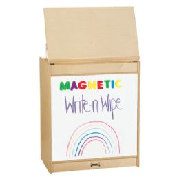 JontI-Craft Big Book Easel - Magnetic WritE-N-Wipe - Thriftykydz - Literacy