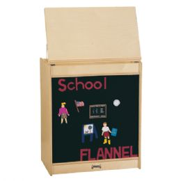 JontI-Craft Big Book Easel - Flannel - Literacy