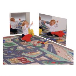Jonti-Craft Large Wall Mirror - Toddlers Infants