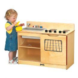 JontI-Craft KindeR-Kitchen 2-IN-1 - Dramatic Play