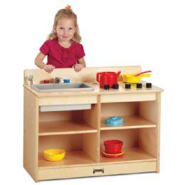 JontI-Craft Toddler 2-IN-1 Kitchen - Thriftykydz - Dramatic Play