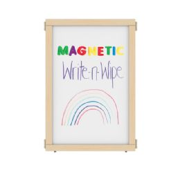"KYDZ Suite Panel - A-height - 24"" Wide - Magnetic Write-n-Wipe - KYDZ Suite"