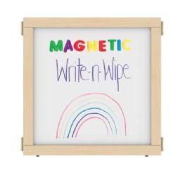 "KYDZ Suite Panel - T-height - 24"" Wide - Magnetic Write-n-Wipe - KYDZ Suite"
