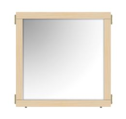 """KYDZ Suite Panel - T-height - 24"""" Wide - Mirror - KYDZ Suite"""
