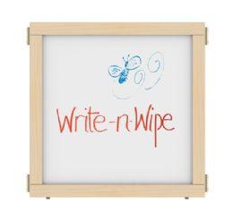"KYDZ Suite Panel - T-height - 24"" Wide - Write-n-Wipe - KYDZ Suite"