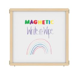 """KYDZ Suite Panel - A-height - 36"""" Wide - Magnetic Write-n-Wipe - KYDZ Suite"""
