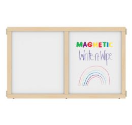 """KYDZ Suite Panel - E-height - 48"""" Wide - Magnetic Write-n-Wipe - KYDZ Suite"""
