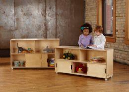 TrueModern Low Storage Shelf - TrueModern
