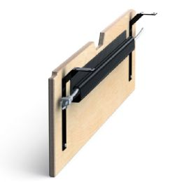 Jonti-Craft Ready Table - Dual Wire Hider Kit - TrueModern