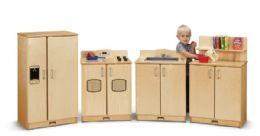 JontI-Craft Culinary Creations Play Kitchen 4 Piece Set - Dramatic Play