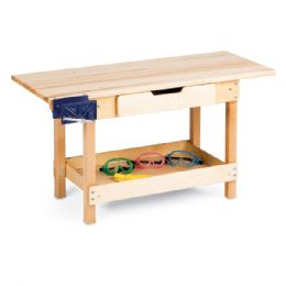 JontI-Craft Workbench With Drawer - Dramatic Play
