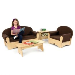Jonti-Craft Komfy Sofa 4 Piece Set - Seating