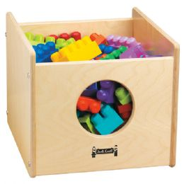 Jonti-Craft See-n-Wheel Bin - Block Play
