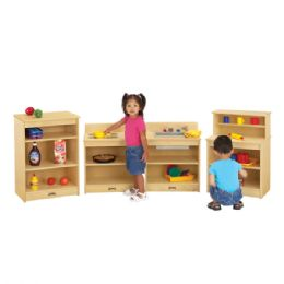 JontI-Craft Toddler Kitchen 4 Piece Set - Dramatic Play