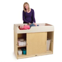 Jonti-Craft Changing Table - Toddlers Infants