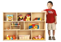 Young Time Three Shelf Storage - RTA - Young Time