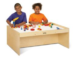 Jonti-Craft Activity Table - Block Play