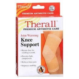 Therall Knee Support Joint Warming Beige xl - Bandages and Support Wraps