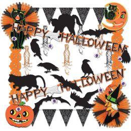 Halloween Trimorama Piece Count: 28 - Store